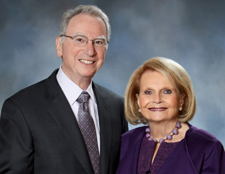 Joan and Irwin Jacobs