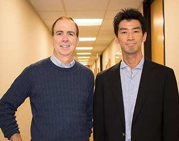 David Michael and Takahito Osako