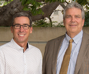 Peter Cowhey and Gordon Hanson