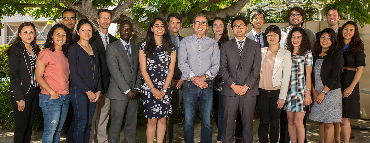 2017-18 Dean's Fellows