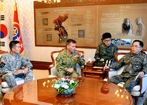 Advising on US Army Pacific support to the Korean Peninsula