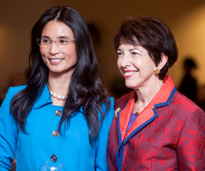Yiru Zhou and Susan Shirk