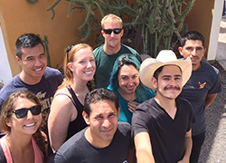 The Baja Project was joined by two members of SIO on its trip to El Barril from Sept. 13-16, 2015.