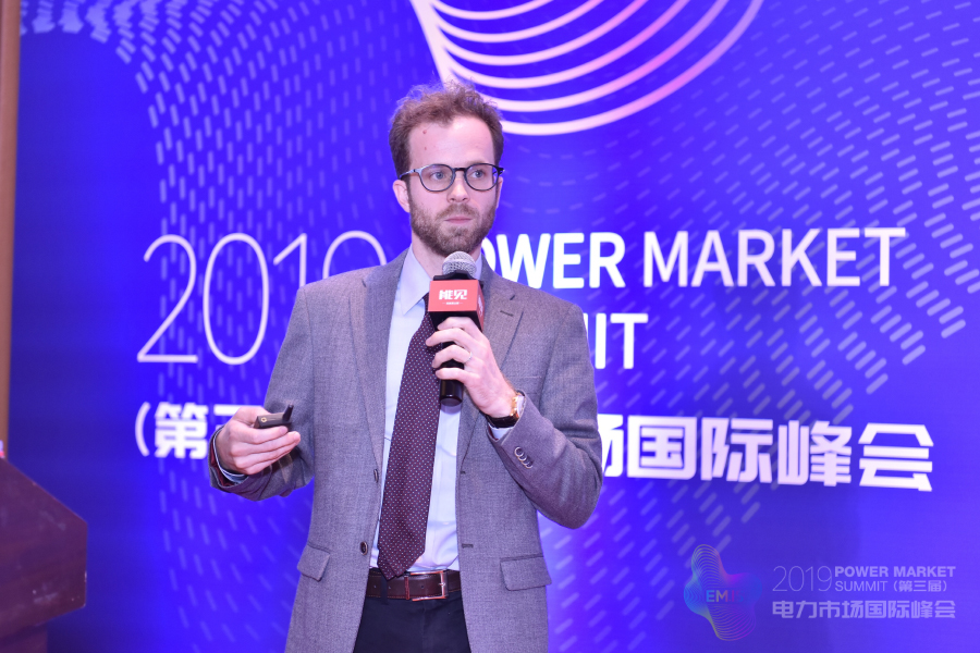 Michael Davidson at 2019 Power Market Summit