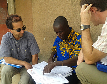 Joshua Graff Zivin Senegal Field Work