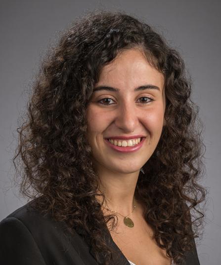 Ashley Halabi, MIA '18